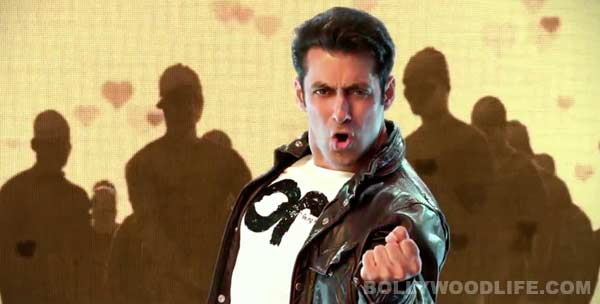 Jai Ho title song video: Salman Khan flaunts his Being Human self!