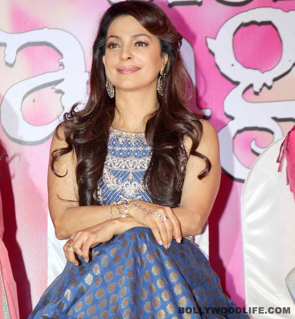 Juhi Chawla: I would be scared if people accepted me in villainous role!