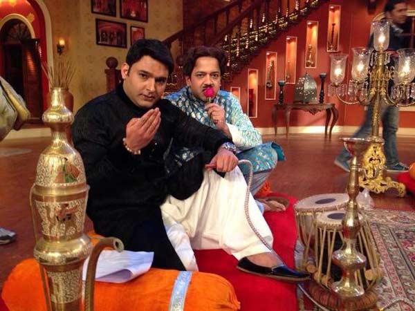 Comedy Nights with Kapil: Rahul Mahajan in a funny avatar. View pics!