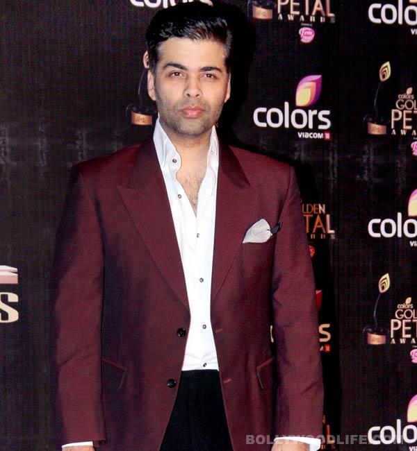 Karan Johar to direct again by year-end!