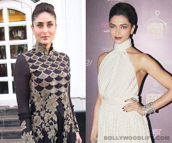 Is Kareena Kapoor Khan jealous of Deepika Padukone's growing popularity?