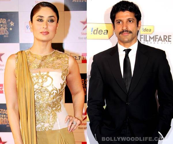 Kareena Kapoor Khan: Farhan Akhtar is a brilliant actor