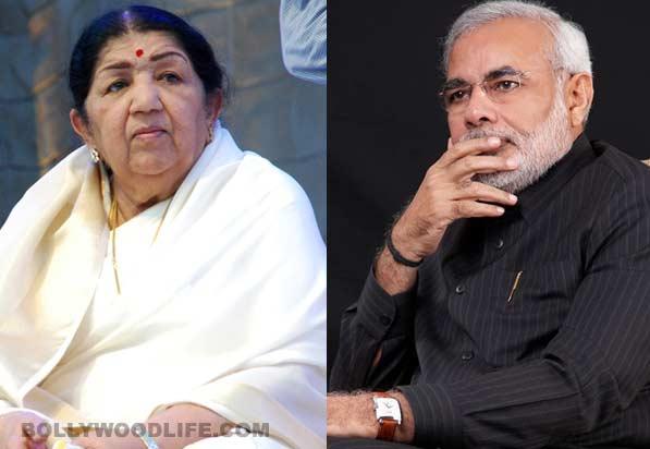 Narendra Modi to felicitate Lata Mangeshkar!