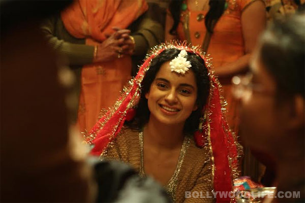 Queen song London Thumakda: Kangna Ranaut's electrifying wedding number will make you dance