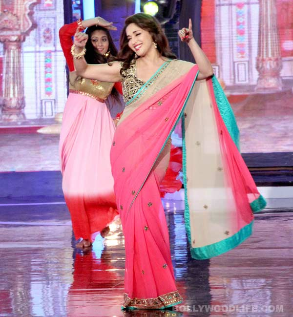 How did Madhuri Dixit-Nene's Dedh Ishqiya benefit from Saifai Mahotsav?