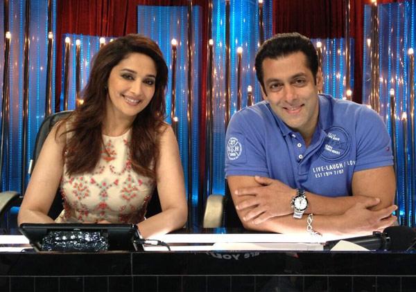 Salman Khan and Madhuri Dixit-Nene to reunite after Hum Tumhare Hai Sanam