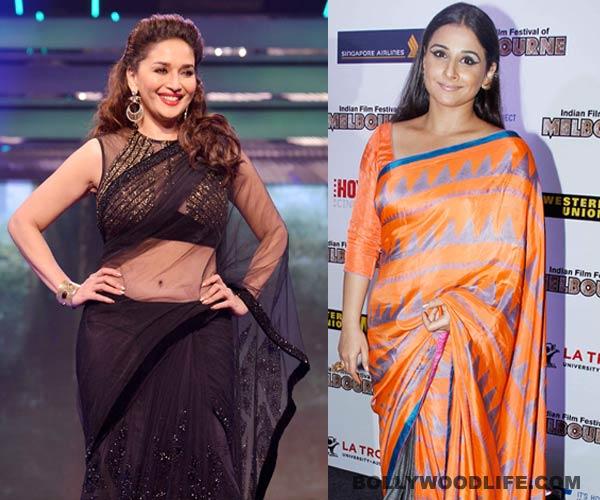Madhuri Dixit-Nene feels proud at having recognised the talent in Vidya Balan