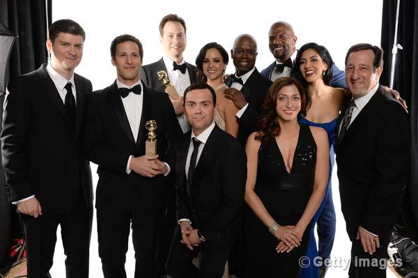 71st Annual Golden Globe Awards: Brooklyn nine-nine wins Best TV Series Comedy