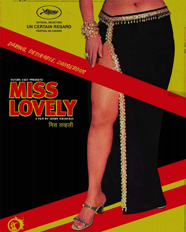 Miss Lovely movie review: The film offers a stunning evocation of a disreputable subculture!