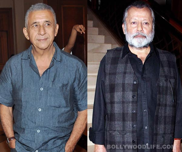 Will brothers-in-law Naseeruddin Shah and Pankaj Kapoor finally work together for Company Ustad?