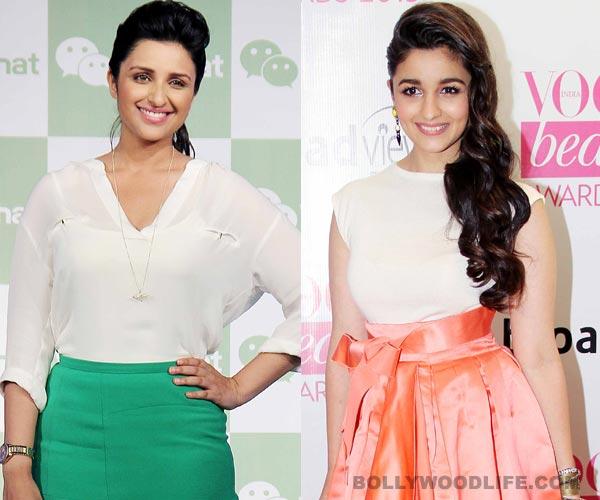Are Parineeti Chopra and Alia Bhatt faking their friendship?