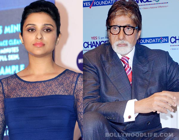 What is more important to Parineeti Chopra than a film opposite Amitabh Bachchan?