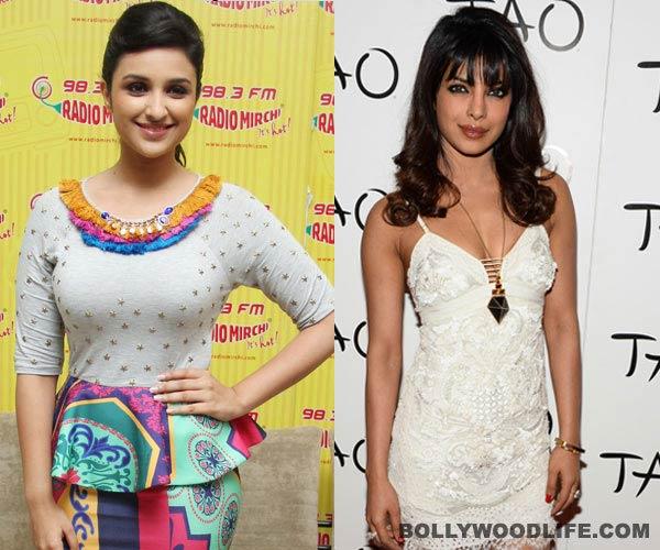 Is it a war between Parineeti Chopra and Priyanka Chopra?