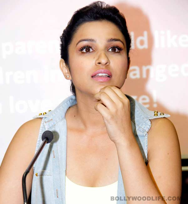 What is worrying Parineeti Chopra?