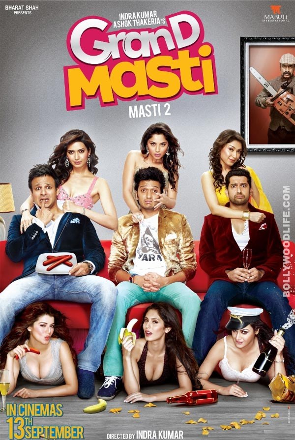 Will there be no Grand Masti on Television?