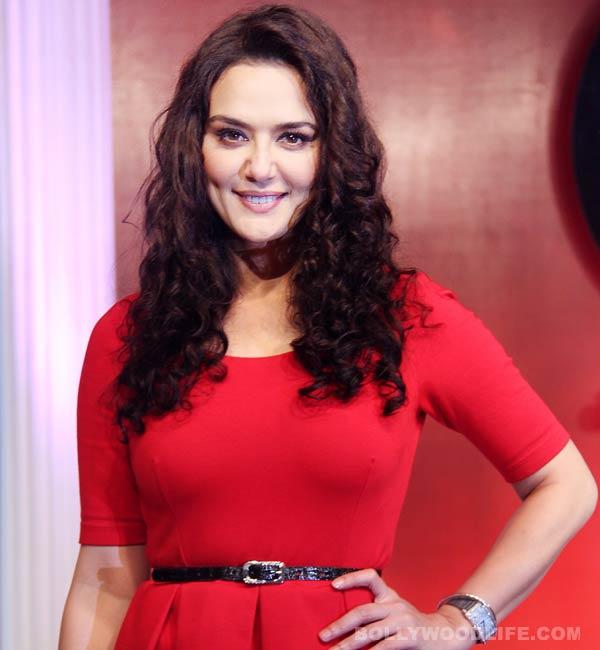 Preity Zinta, happy birthday!