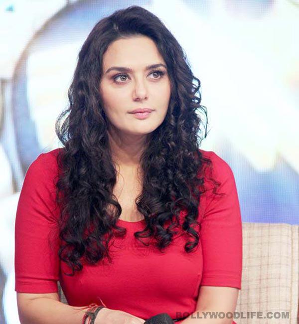 Is Preity Zinta really not dating anyone?