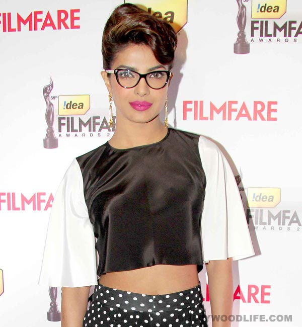 What is Priyanka Chopra's third single title all about?