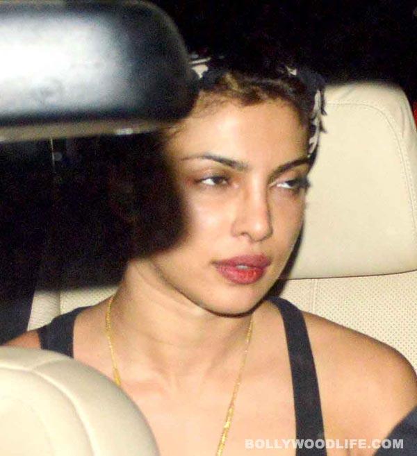 Is Priyanka Chopra bored of her busy schedule?