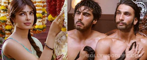 Did Ranveer Singh and Arjun Kapoor make Priyanka Chopra wait on the sets of Gunday?