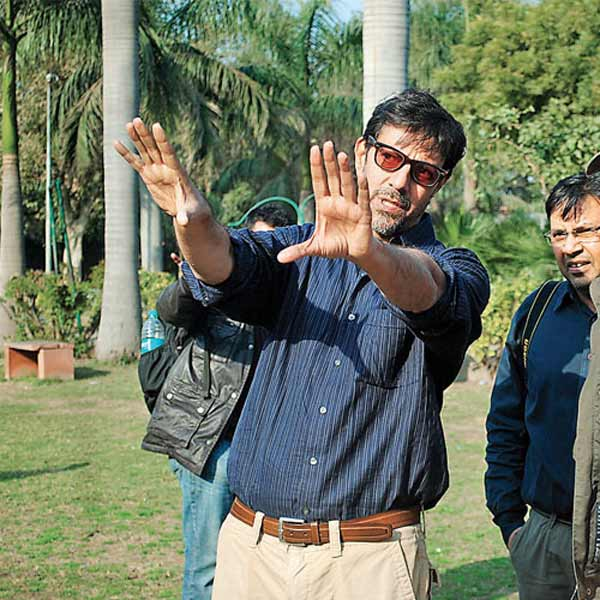 Rajat Kapoor: It's because I make money from theatre that I can make films!