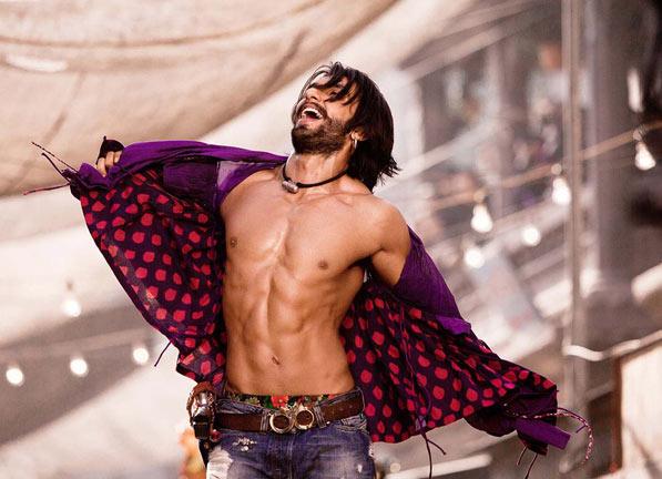 Is Ranveer Singh's shirtless avatar jinxed?