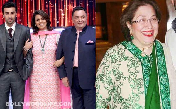 After Ranbir Kapoor, parents Rishi Kapoor and Neetu Kapoor visit New York