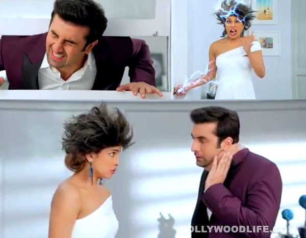 Why did Ranbir Kapoor attack Priyanka Chopra? Watch video!