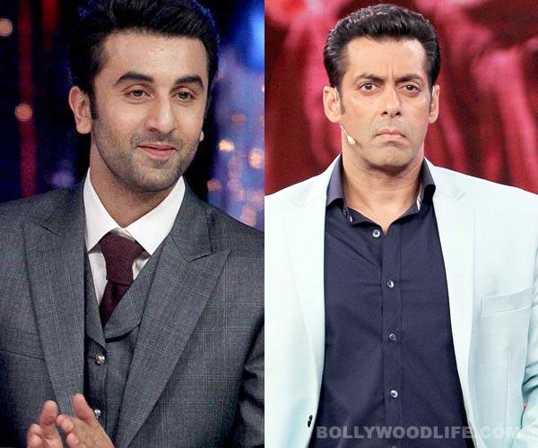 Has Ranbir Kapoor replaced Salman Khan as the host of Bigg Boss 8?