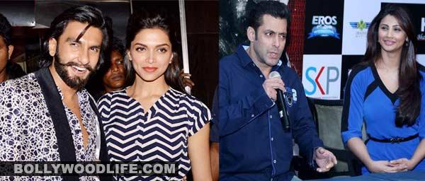 Are Salman Khan and Daisy Shah imitating Ranveer Singh and Deepika Padukone?