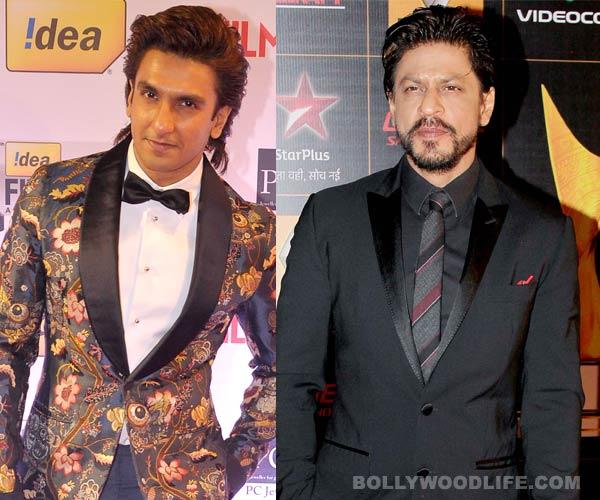 Has Ranveer Singh replaced Shahrukh Khan in Aditya Chopra's next?