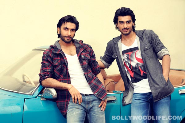 Were Ranveer Singh and Arjun Kapoor unhappy with their roles in Gunday?