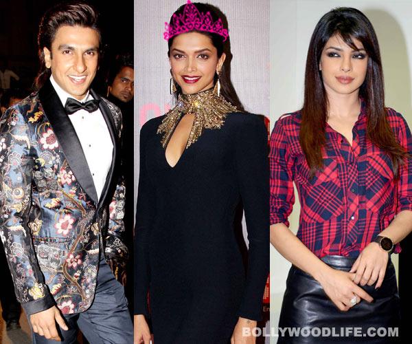 Ranveer Singh chooses Deepika Padukone as the queen of B-town over Priyanka Chopra and Katrina Kaif!