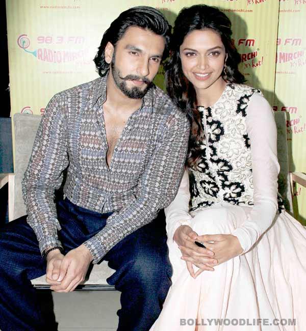 Deepika Padukone and Ranveer Singh hitched!