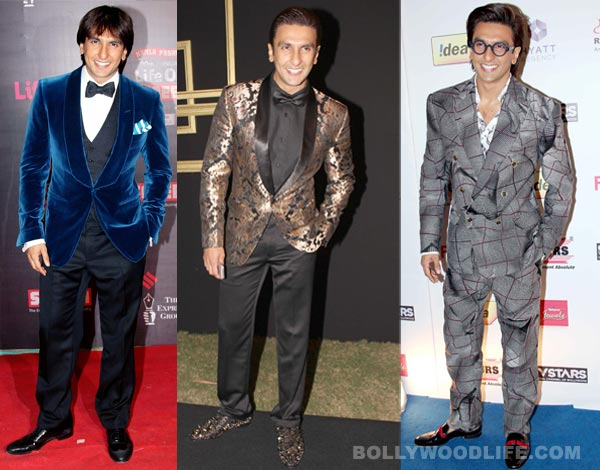 Does Ranveer Singh need a new stylist?