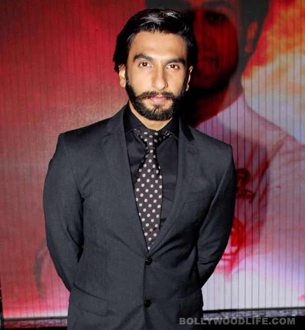 Why is Ranveer Singh upset?