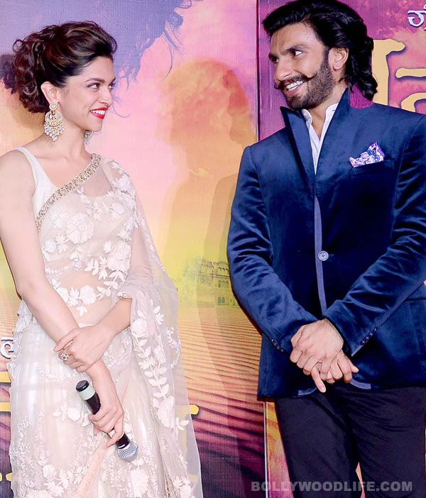 When Ranveer Singh announced Deepika Padukone as his favourite…