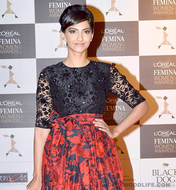 Is Sonam Kapoor in a relationship?
