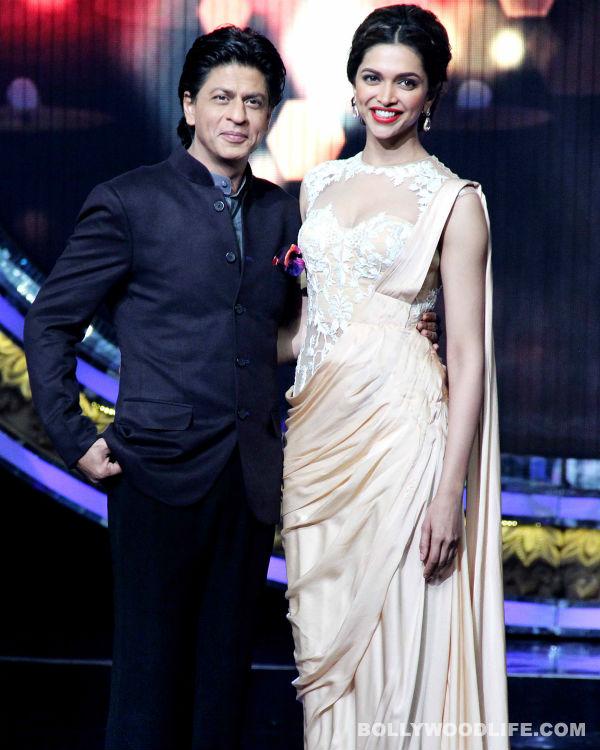 Shahrukh Khan and Deepika Padukone starrer Happy New Year ...