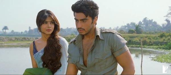 Gunday song Saaiyaan: Priyanka Chopra leaves Ranveer Singh and Arjun Kapoor heartbroken!