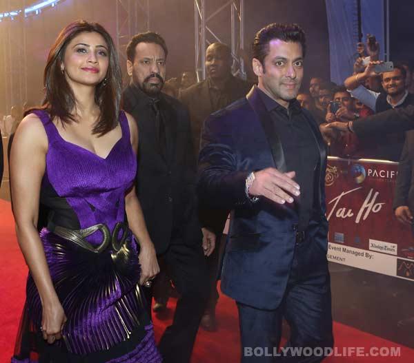 Salman Khan and Daisy Shah sparkle in Dubai: View pics!