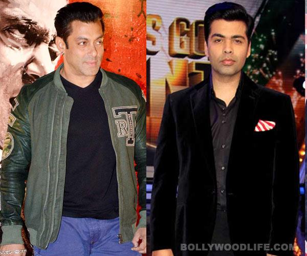 Sherbet with Salman Khan: What did the Jai Ho star ask Karan Johar?