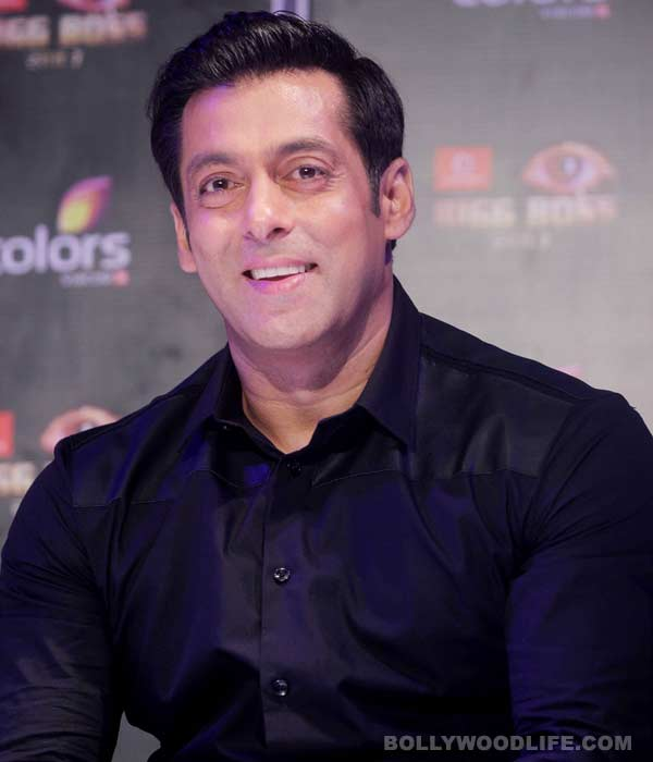 Who was Salman Khan's special guest at the Jai Ho press conference in Indore?