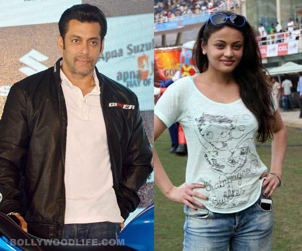 Is Salman Khan planning to re-launch Sneha Ullal?
