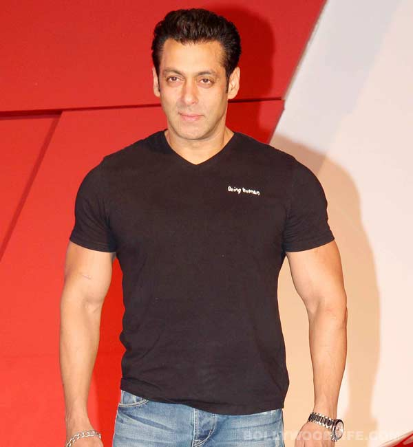 Who is the new girl in Salman Khan's life?