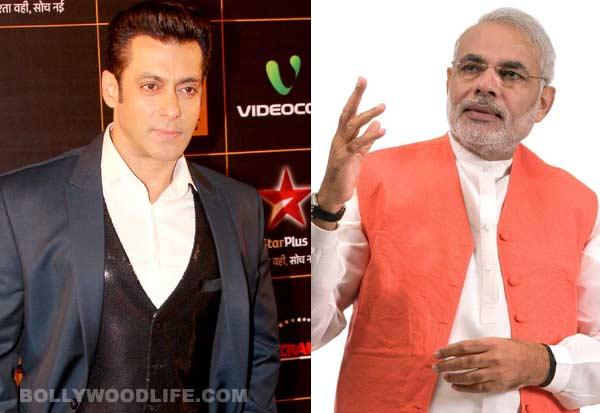 Salman Khan's remark on Narendra Modi's role in Gujarat riots evokes political ire!