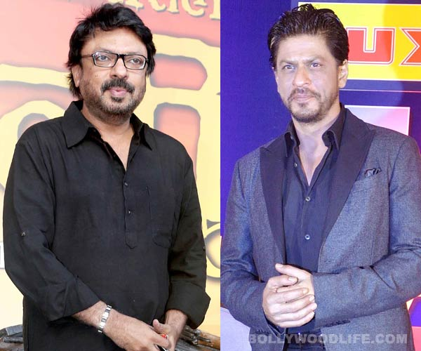 Has Sanjay Leela Bhansali found his Bajirao in Shahrukh Khan?