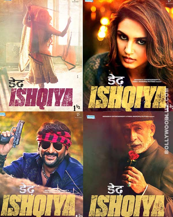 Dedh Ishqiya quick movie review: Arshad Warsi and Naseeruddin Shah's chemistry is truly sizzling!