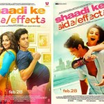 Why do the posters of Shaadi Ke Side Effects mismatch with the promo?