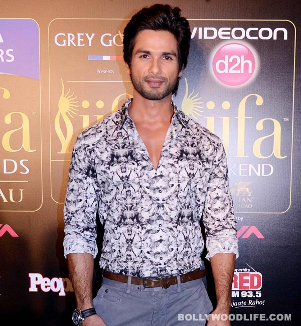 Is Shahid Kapoor coming up with another Gandi Baat?